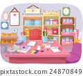 Craft Room Interior 24870849