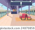 Train Station 24870856