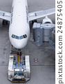 飞机 登机桥 客用飞机 24875405