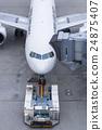 飞机 登机桥 客用飞机 24875407