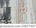 Angkor Wat Relief 24877407