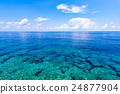 seascape, Okinawa, blue water 24877904