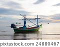 钓鱼 捕鱼 船 24880467