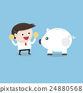 Saving money 24880568