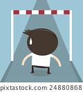 Big problem, flat design 24880868
