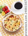 양식, 그라탕, 가정 요리 24883307