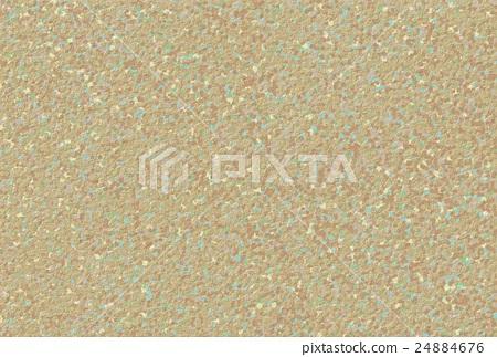 배경 소재 모래 흙벽 이미지 24884676