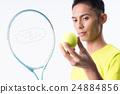 tennis, male, man 24884856