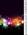 Music Party Event 24885865