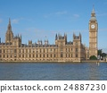 Houses of Parliament in London 24887230
