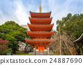 Tochoji Temple in Hakata, Fukuoka - Japan 24887690