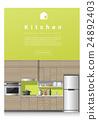 Interior design Modern kitchen banner 3 24892403