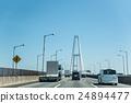 고속도로, 교통, 아이치 24894477