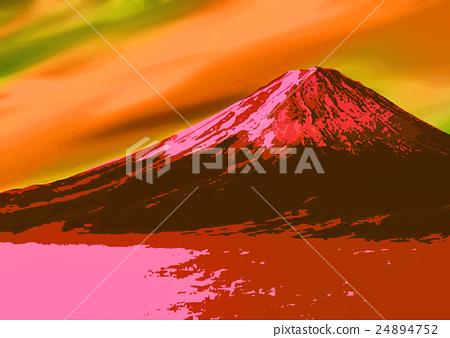 Red Fuji 24894752