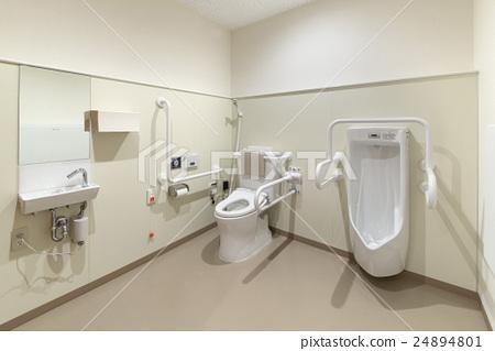 残疾人厕所 24894801