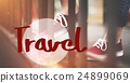 Travel Traveler Exploration Tourism Vacation Trip Concept 24899069