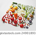 Healthy eating background 24901893