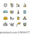 oil icon energy 24904477