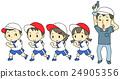 달리기 시작 아이 24905356