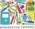 School supplies drawings 24905852