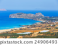 beautiful Falasarna beach on Crete, Greece 24906493