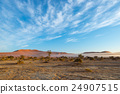 The Namib desert, roadtrip in Namibia, Africa. 24907515