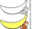 monkey, monkeys, baby 24908016