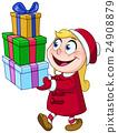 ของขวัญ,เด็ก,บุตร 24908879