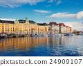 斯德哥尔摩 瑞典 地平线 24909107