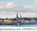 斯德哥尔摩 瑞典 地平线 24909117