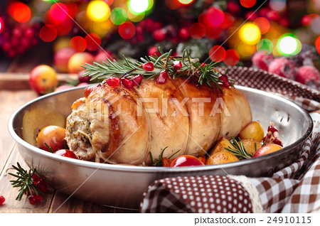 Turkey  breast for holidays. 24910115