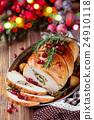 Turkey  breast for holidays. 24910118