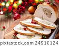 Turkey  breast for holidays. 24910124