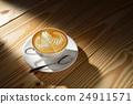 cup, latte, art 24911571