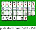 Mah-jong tiles 24915358