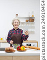 Senior Life style 24919454