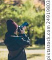 照相機 女性 女 24919803