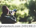 照相機 女性 女 24919813