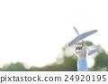 เครื่องบิน,พับเครื่องบินกระดาษ,ภาพวาดมือ 24920195