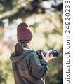 照相機 女性 女 24920238