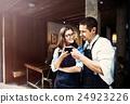 barista, coffee, shop 24923226