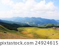 曾爾高原 風景 藍天 24924615