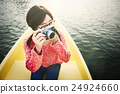 Boat Trip Traveling Holiday Photography Concept 24924660