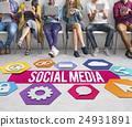 communicate sharing social 24931891