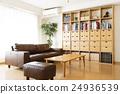 生活住宅住宅客廳客廳客廳客廳餐廳貨架 24936539