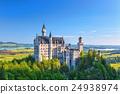 德國 新天鵝堡 城堡 24938974
