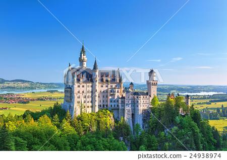Neuschwanstein Castle, Fussen, Germany 24938974