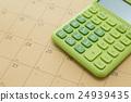 计算器 日历 月历 24939435