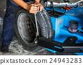 tyre changer machine 24943283