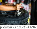 tyre changer machine 24943287